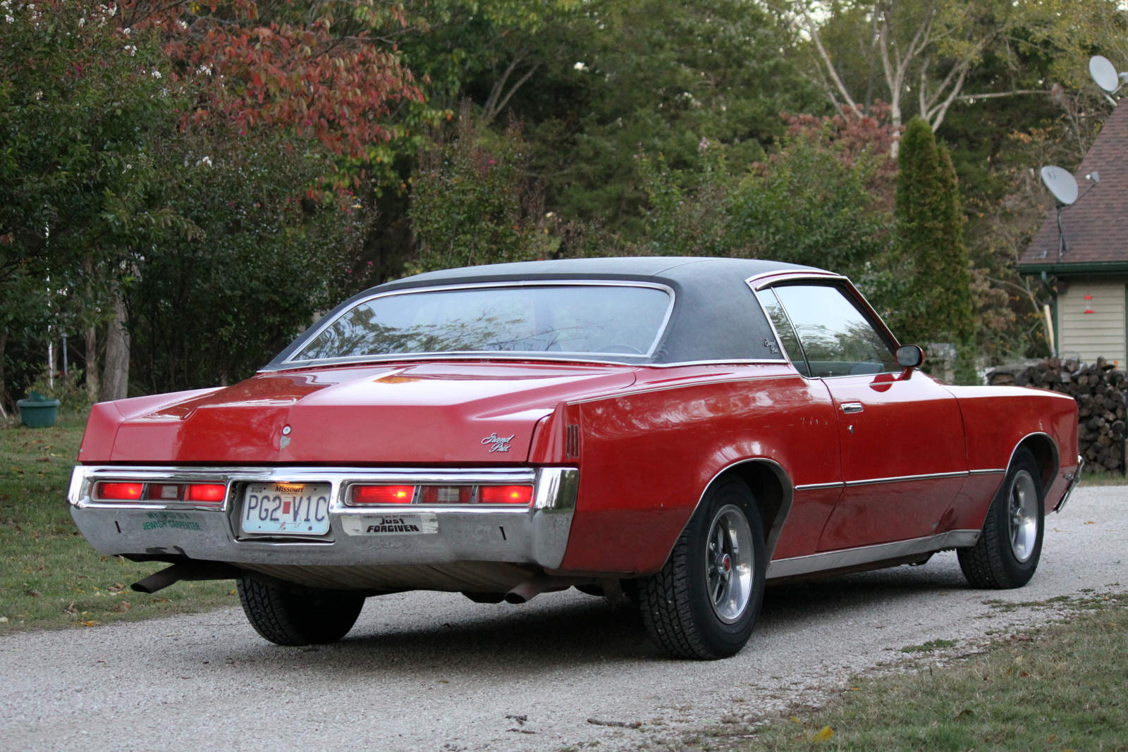 1972 Pontiac Grand Prix picture
