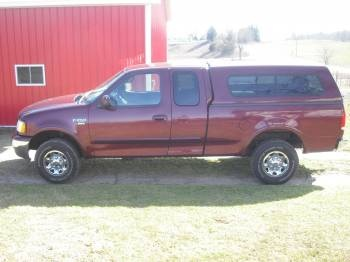 Picture of 1999 Ford F-250 4 Dr XLT 4WD Extended Cab SB, exterior, gallery_worthy