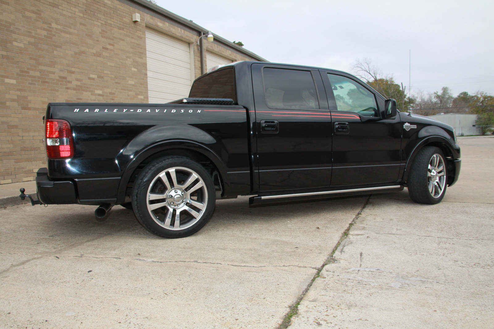 2007 ford f 150 exterior pictures cargurus. Black Bedroom Furniture Sets. Home Design Ideas