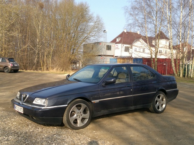 Picture of 1993 Alfa Romeo 164, exterior