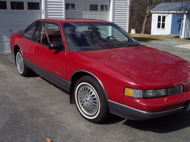 Picture Of 1988 Oldsmobile Cutlass Supreme Exterior Gallery Worthy