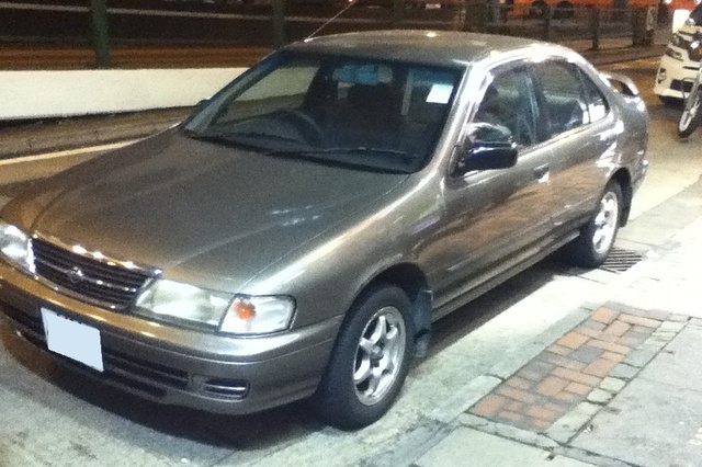 Picture of 1998 Nissan Sunny