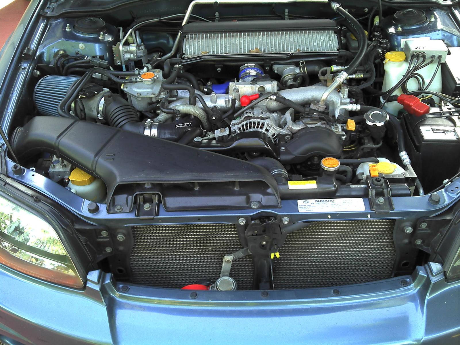 2006 Subaru Baja - Pictures