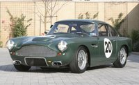 1962 Aston Martin DB4 Overview