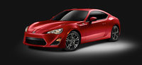 2013 Scion FR-S, Front-quarter view. Copyright Scion, manufacturer, exterior