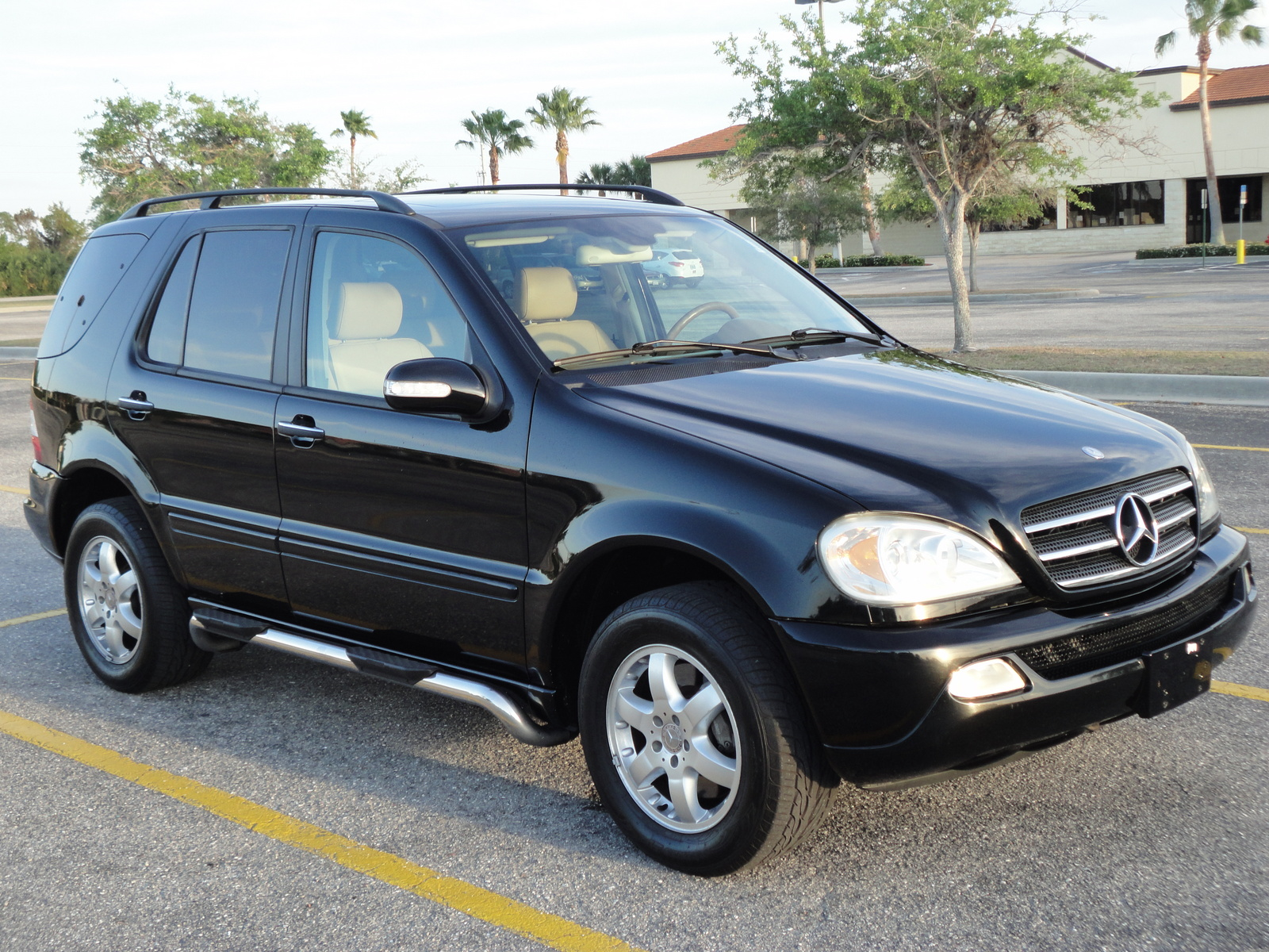 2004 mercedes suv gallery