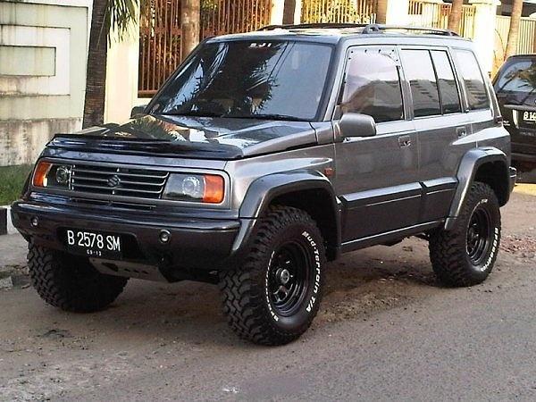 Picture of 1997 Suzuki Escudo
