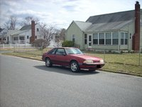 Picture of 1991 Ford Mustang LX 5.0 Hatchback, exterior