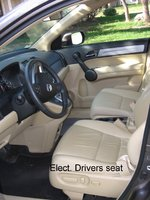 2011 Honda CR-V EX-L picture, interior