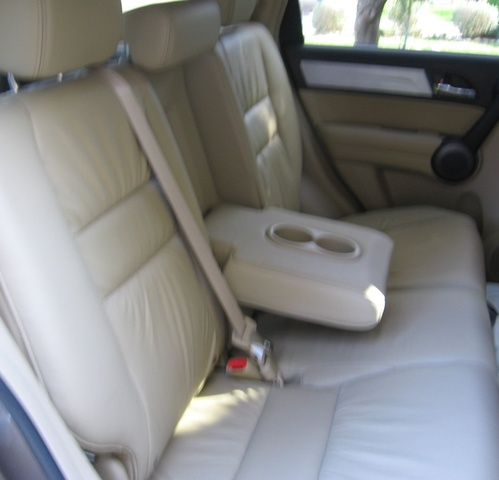 Picture of 2011 Honda CR-V EX-L, interior, engine