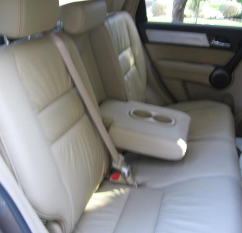 Picture of 2011 Honda CR-V EX-L, interior, engine