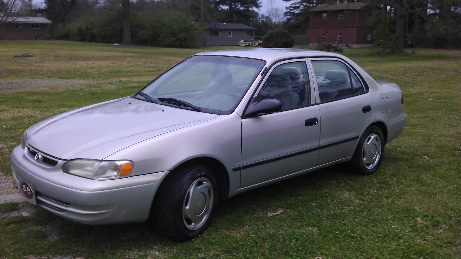 2000 Toyota Corolla Pictures Cargurus
