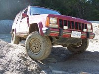 Picture of 1990 Jeep Cherokee 4 Dr Limited 4WD, exterior