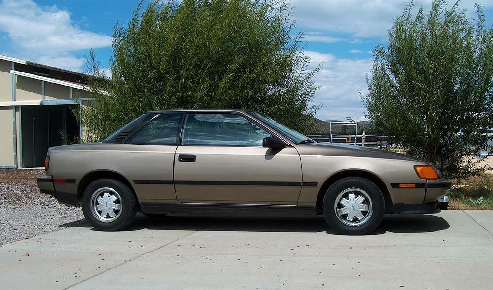 1987 toyota celica gt convertible