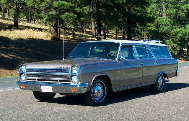 Picture of 1965 AMC Ambassador