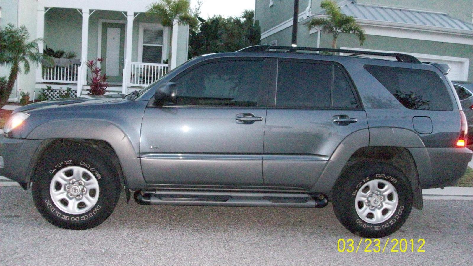 2003 Toyota 4runner Pictures Cargurus