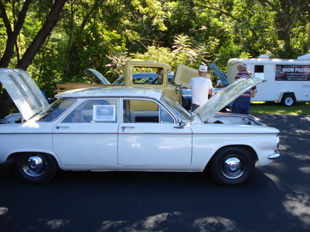 Picture of 1960 Chevrolet Corvair, exterior