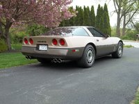 Picture of 1984 Chevrolet Corvette Coupe, exterior