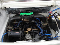 Picture of 1960 Chevrolet Corvair, engine