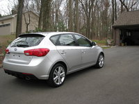 Picture of 2011 Kia Forte SX Hatchback, exterior