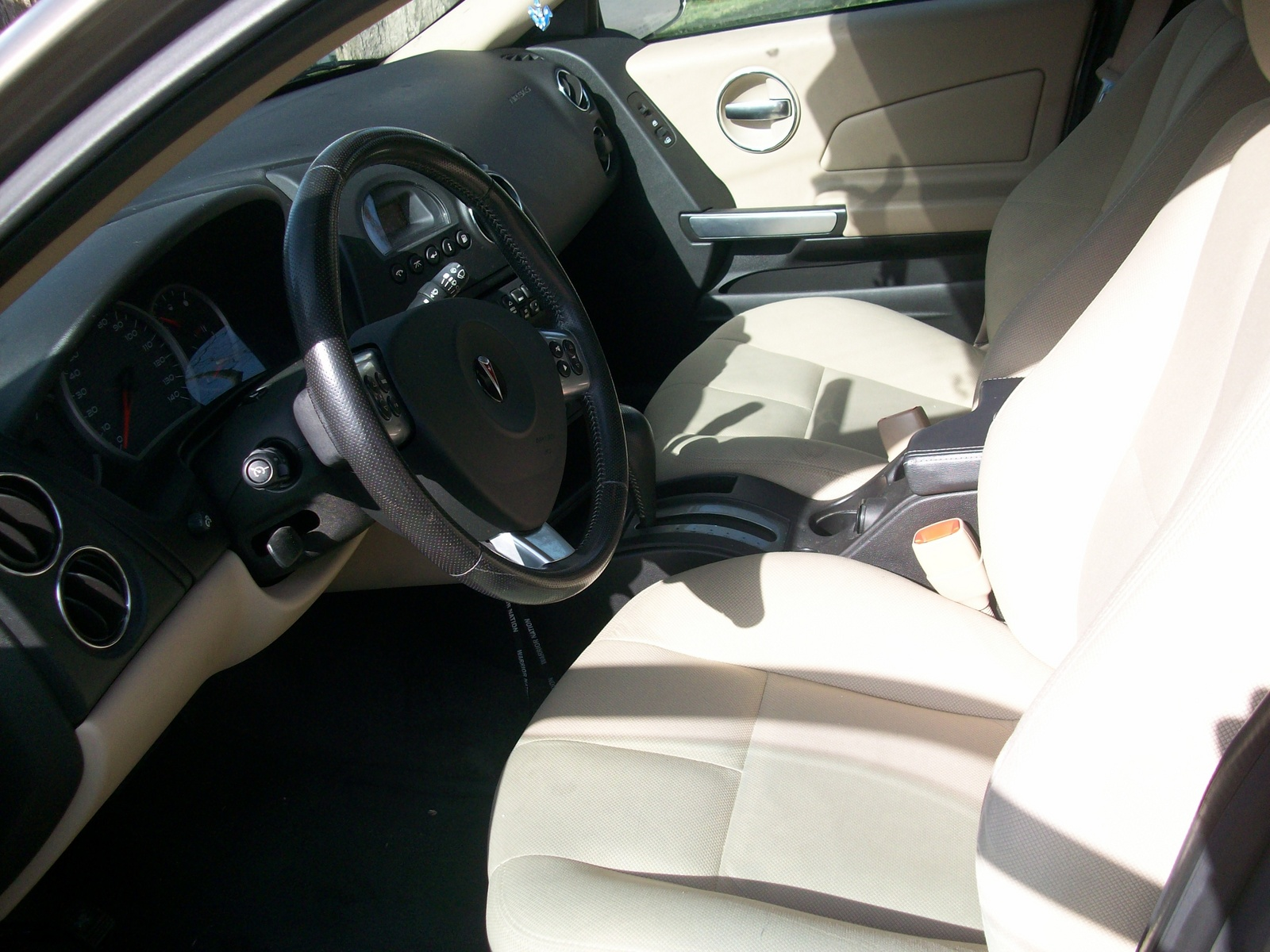 2007 Pontiac Grand Prix Interior Pictures Cargurus