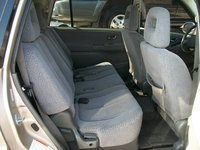Picture of 2001 Suzuki Grand Vitara 4 Dr Limited 4WD SUV, interior