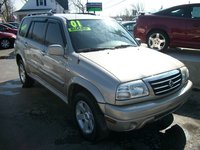 Picture of 2001 Suzuki Grand Vitara 4 Dr Limited 4WD SUV, exterior
