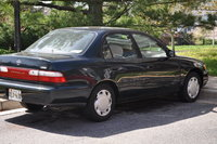 1996 Toyota Corolla DX, Picture of 1996 Toyota Corolla 4 Dr DX Sedan, exterior