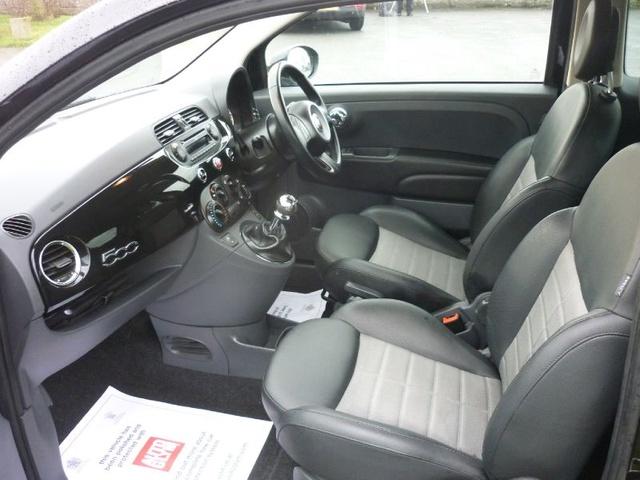 2008 Fiat 500 Interior Pictures Cargurus