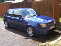2002 Ford Fiesta Overview