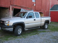Picture of 2007 Chevrolet Silverado 2500HD Work Truck Extended Cab 4WD, exterior, gallery_worthy