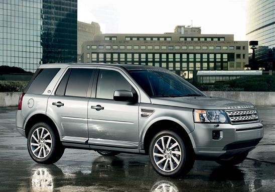 2012 Land Rover LR2, Front quarter view. , exterior, manufacturer