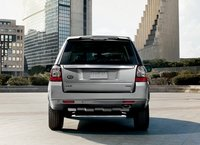 2012 Land Rover LR2, Back View. , exterior, manufacturer