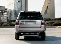 2012 Land Rover LR2, Back View. , manufacturer, exterior