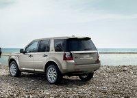 2012 Land Rover LR2, Bacl quarter view. , exterior, manufacturer