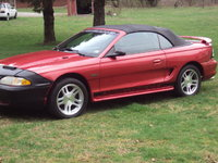 Picture of 1997 Ford Mustang GT Convertible, exterior