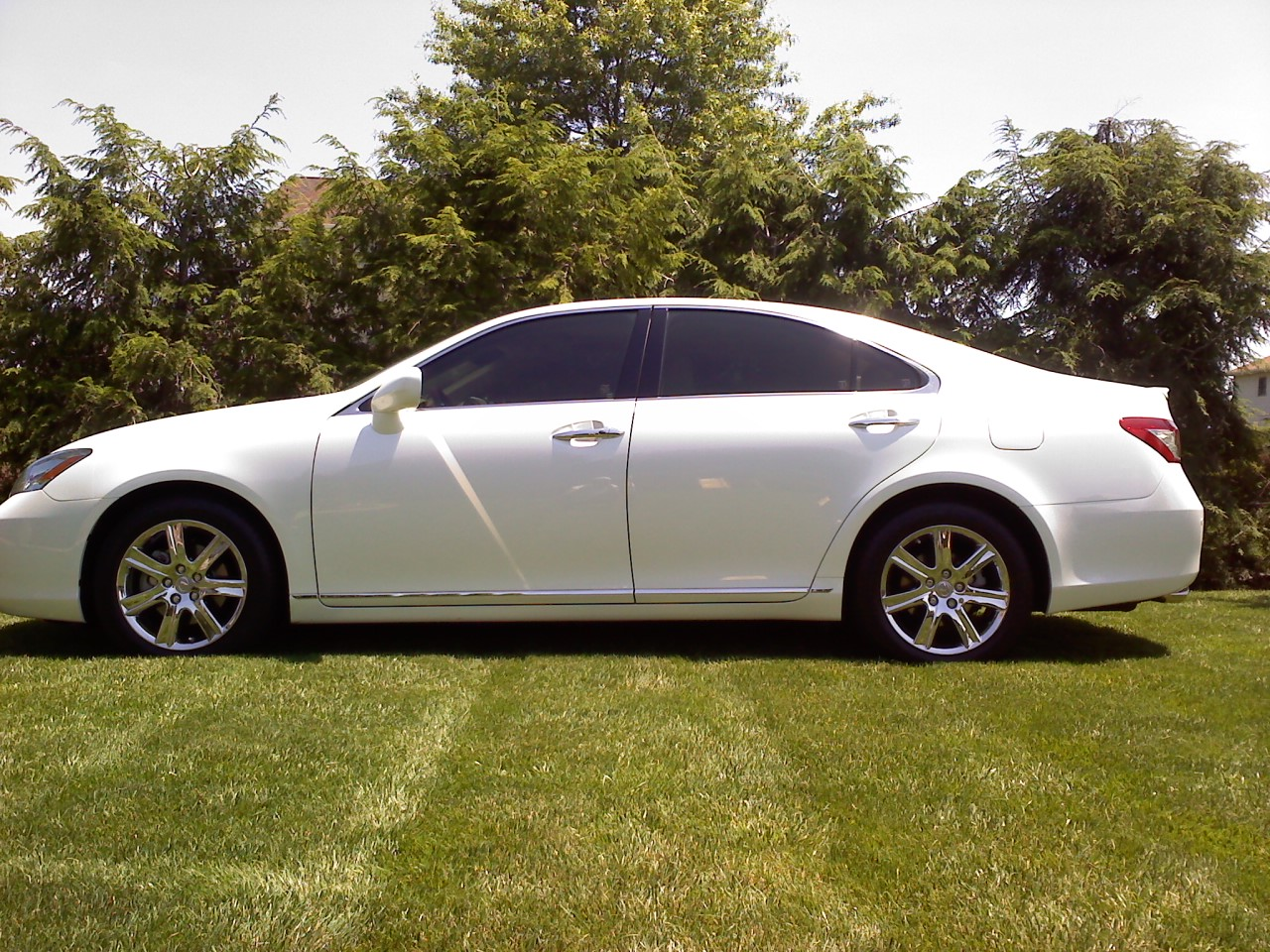 2007 lexus es 350 exterior pictures cargurus. Black Bedroom Furniture Sets. Home Design Ideas