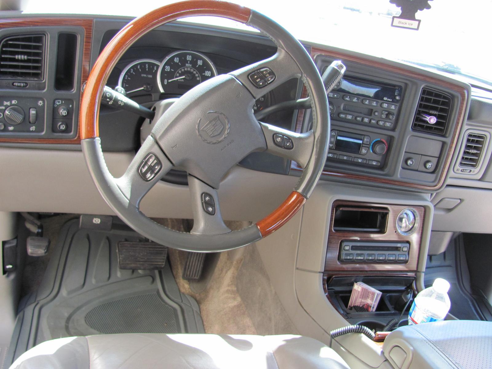 2003 Cadillac Escalade Interior Pictures Cargurus