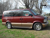 2001 GMC Safari Overview
