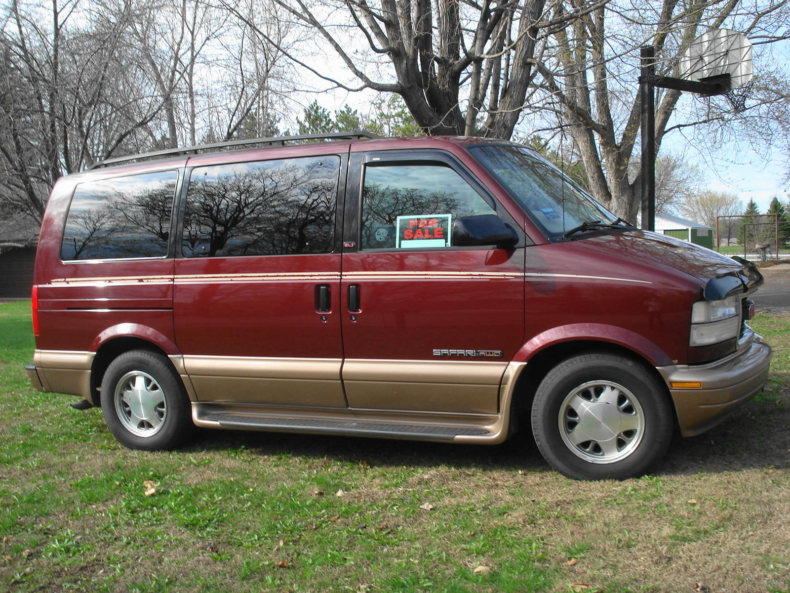Picture of 2001 GMC Safari 3 Dr SLT AWD Passenger Van Extended