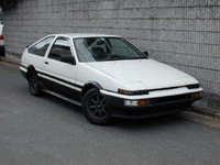 1987 Toyota Corolla Picture Gallery