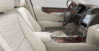2012 Lexus LS 600h L, front interior passenger and driver, interior, manufacturer