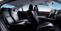 2012 Lexus LS 600h L, interior front and rear view, interior, manufacturer