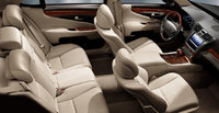 2012 Lexus LS 600h L, interior full top view, interior, manufacturer