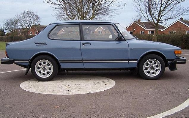 Picture of 1983 Saab 99