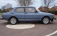 1983 Saab 99 Picture Gallery
