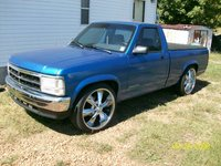 1993 Dodge Dakota Overview