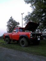1986 Dodge RAM 150 Short Bed 4WD picture, exterior