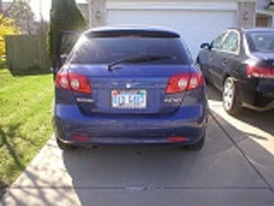 Picture of 2005 Suzuki Reno 4 Dr LX Hatchback