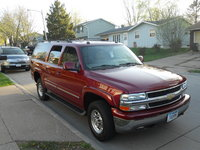 2005 Chevrolet Suburban LT 2500 4WD, Picture of 2005 Chevrolet Suburban 4 Dr 2500 LT 4WD SUV, exterior